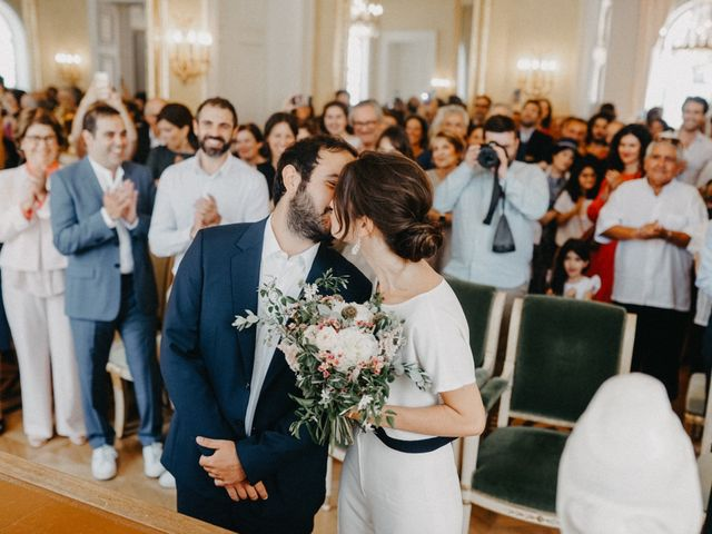 Le mariage de Marion et Lionel