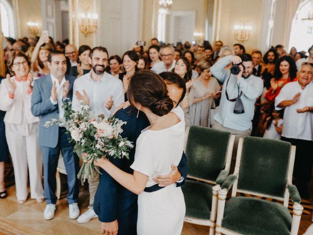 Le mariage de Lionel et Marion à Paris, Paris 10