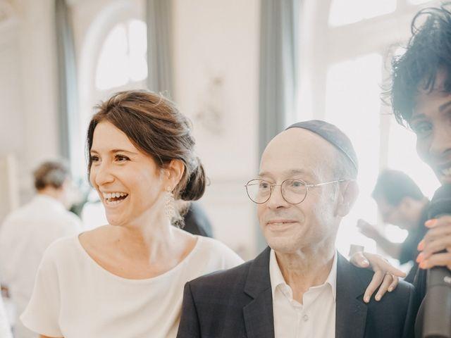 Le mariage de Lionel et Marion à Paris, Paris 17