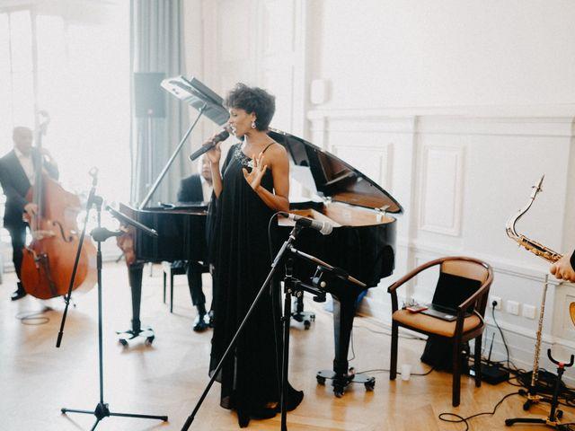 Le mariage de Lionel et Marion à Paris, Paris 18