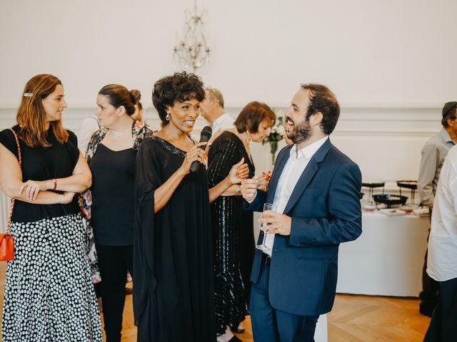 Le mariage de Lionel et Marion à Paris, Paris 19