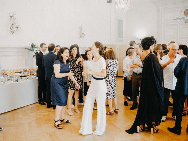 Le mariage de Lionel et Marion à Paris, Paris 20