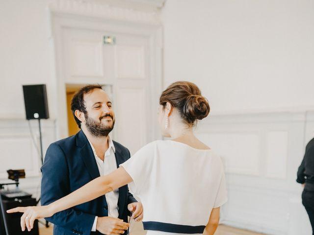 Le mariage de Lionel et Marion à Paris, Paris 21