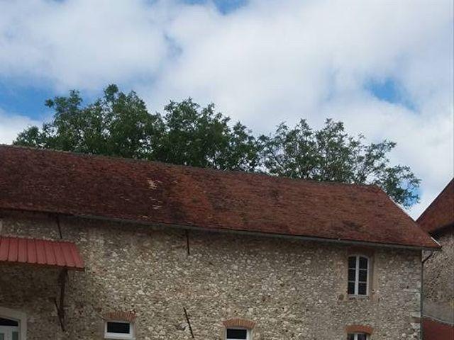 Le mariage de Frédéric  et Karen à Montceaux-lès-Provins, Seine-et-Marne 7
