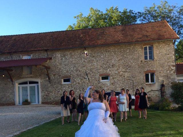 Le mariage de Frédéric  et Karen à Montceaux-lès-Provins, Seine-et-Marne 8