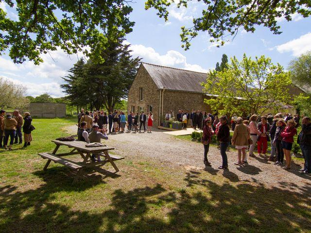 Le mariage de Paul Jakez et Suzie à Missillac, Loire Atlantique 7