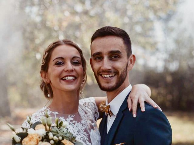 Le mariage de Anne Laure et Benjamin à Savigneux, Loire 8