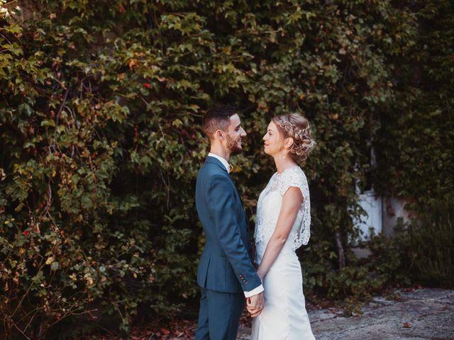 Le mariage de Anne Laure et Benjamin à Savigneux, Loire 2