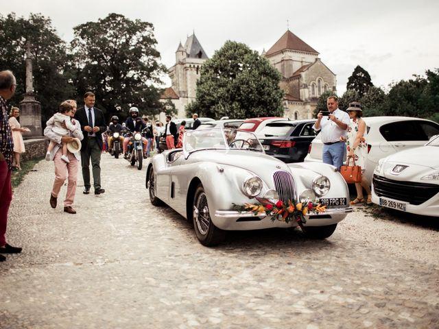 Le mariage de Guillaume et Claire à Dijon, Côte d'Or 13