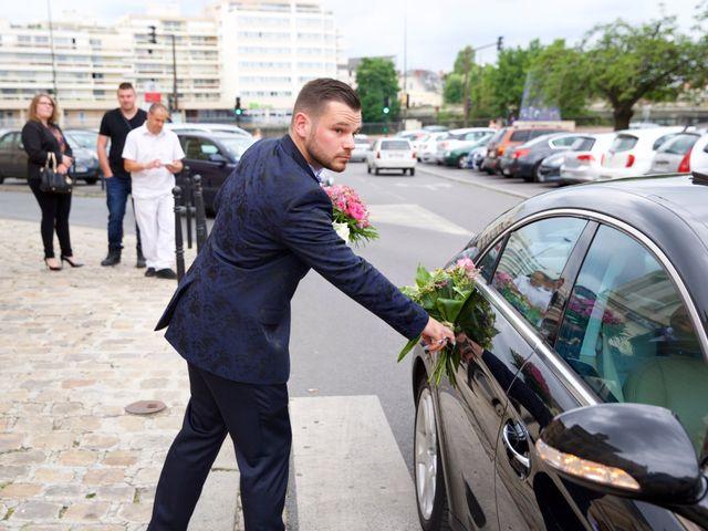 Le mariage de Steven et Jennifer à Meaux, Seine-et-Marne 24