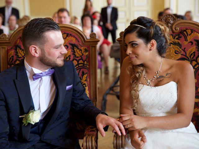 Le mariage de Steven et Jennifer à Meaux, Seine-et-Marne 33