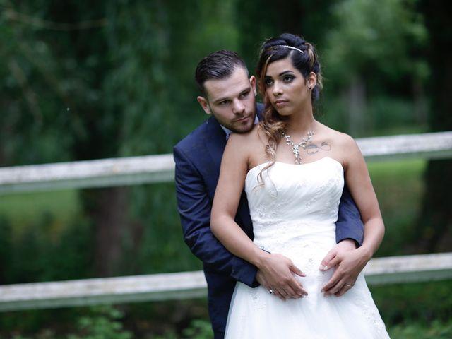 Le mariage de Steven et Jennifer à Meaux, Seine-et-Marne 35