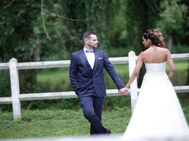 Le mariage de Steven et Jennifer à Meaux, Seine-et-Marne 36