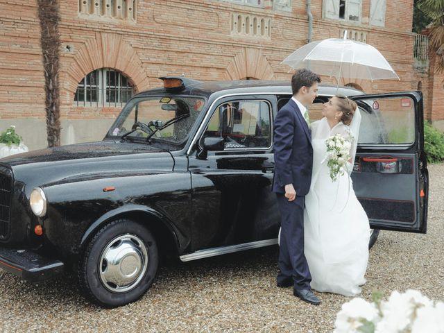 Le mariage de Maud et Xavier