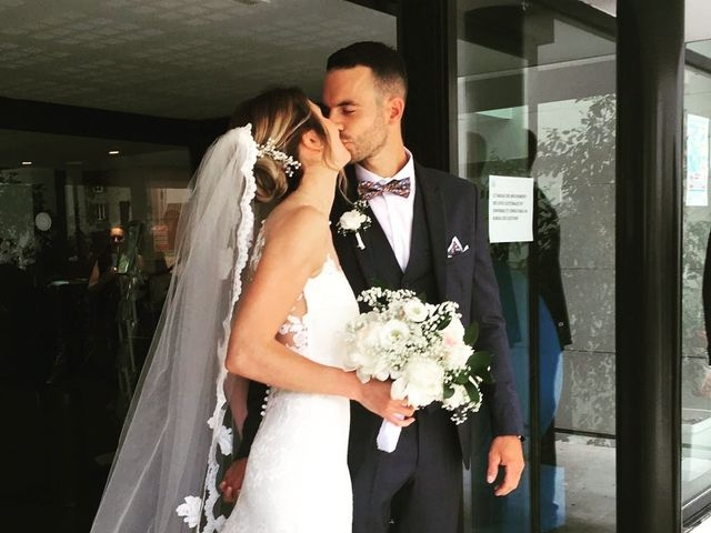 Le mariage de Julien et Lorna à Roquebrune-sur Argens, Var 1