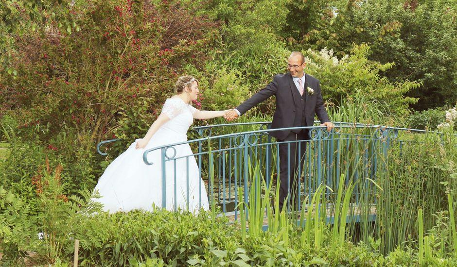 Le mariage de Frédéric et Jessika à Saint-Paul, Oise