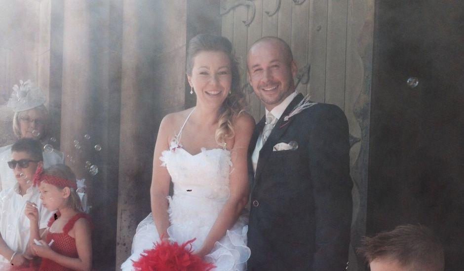 Le mariage de Franck et Elodie à La Voulte-sur-Rhône, Ardèche