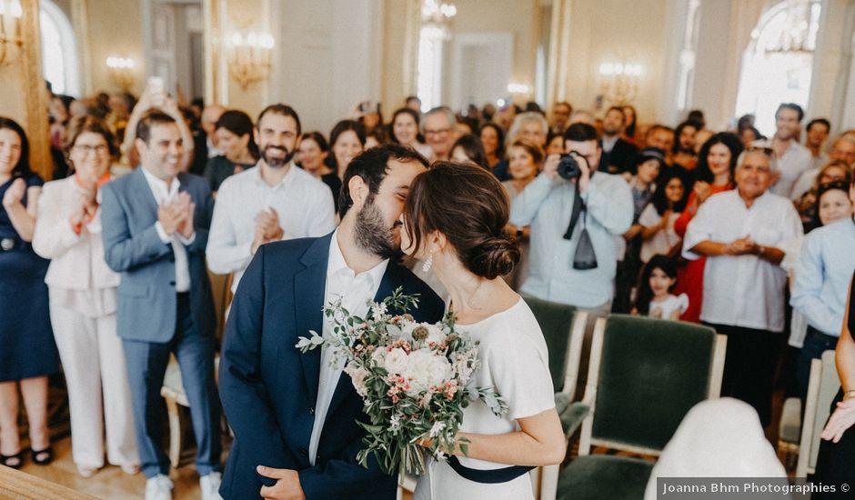 Le mariage de Lionel et Marion à Paris, Paris