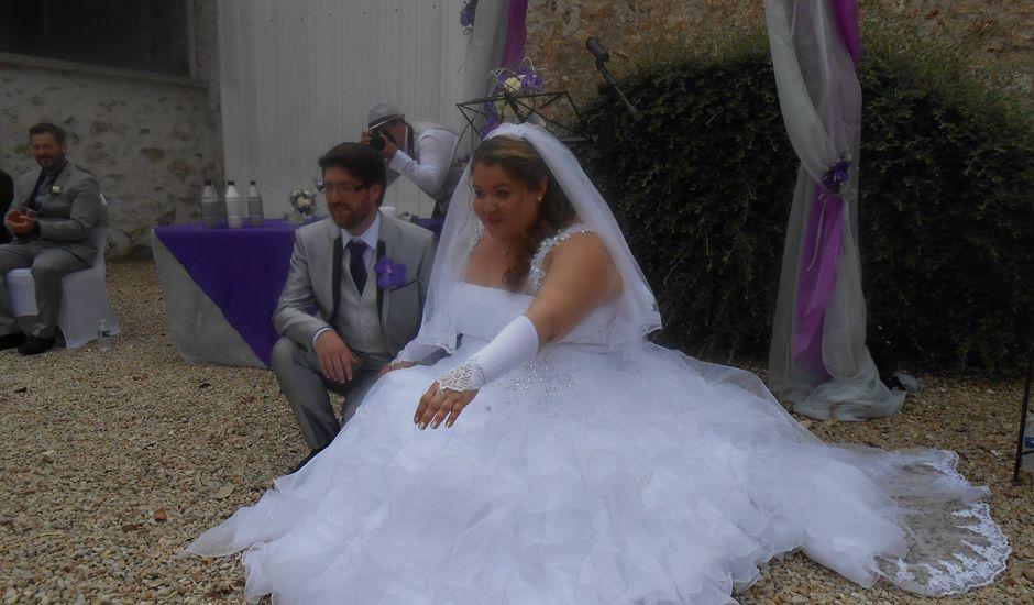 Le mariage de Frédéric  et Karen à Montceaux-lès-Provins, Seine-et-Marne