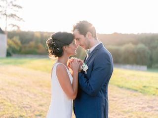Le mariage de Amandine et Vincent