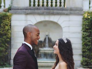 Le mariage de Sylvein et Sarah 2