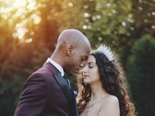 Le mariage de Sylvein et Sarah 3