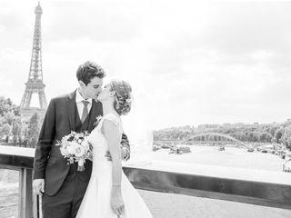 Le mariage de Marine et Yiannis