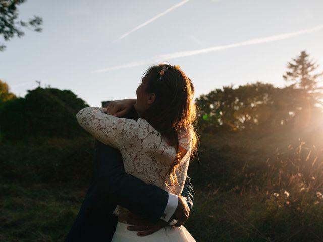 Le mariage de Adrien et Sarah à Plomelin, Finistère 13