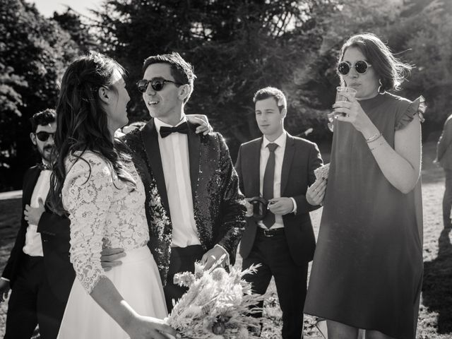 Le mariage de Adrien et Sarah à Plomelin, Finistère 20