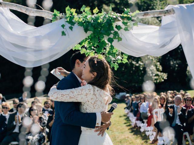 Le mariage de Adrien et Sarah à Plomelin, Finistère 28