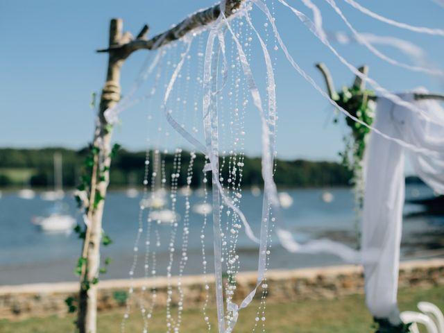 Le mariage de Adrien et Sarah à Plomelin, Finistère 29