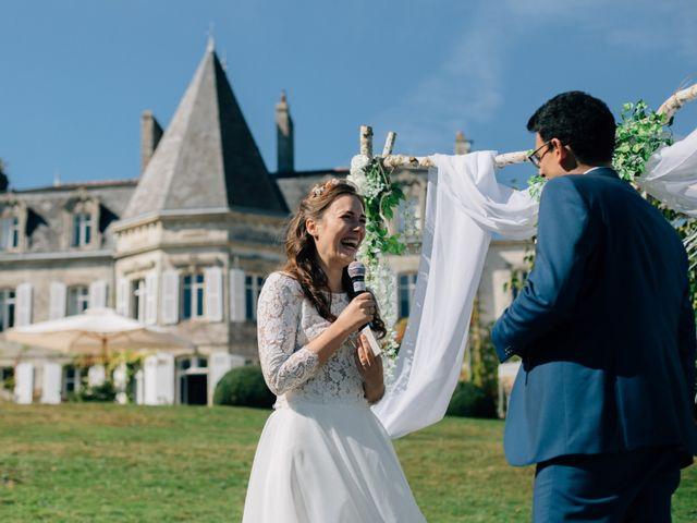 Le mariage de Adrien et Sarah à Plomelin, Finistère 31