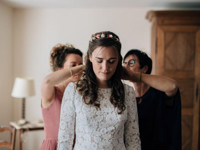 Le mariage de Adrien et Sarah à Plomelin, Finistère 39
