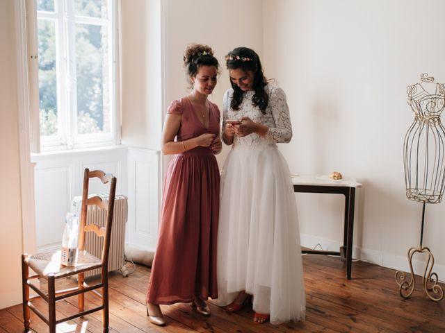 Le mariage de Adrien et Sarah à Plomelin, Finistère 41