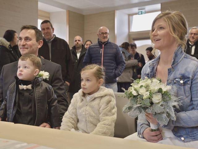 Le mariage de Jérémy et Aurélie à Morzine, Haute-Savoie 15