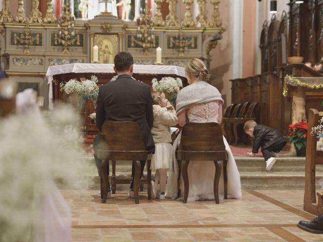 Le mariage de Jérémy et Aurélie à Morzine, Haute-Savoie 19