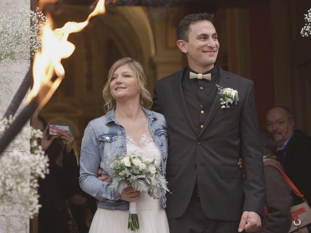 Le mariage de Jérémy et Aurélie à Morzine, Haute-Savoie 26