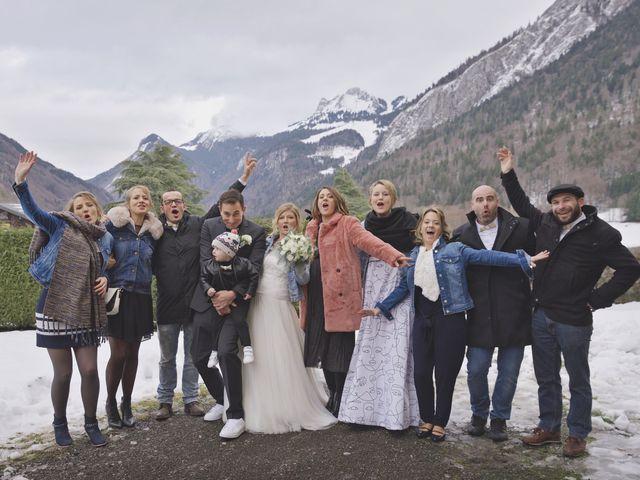 Le mariage de Jérémy et Aurélie à Morzine, Haute-Savoie 27