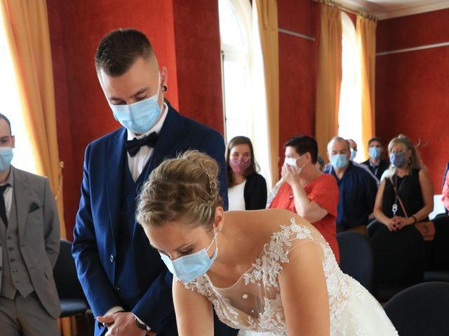 Le mariage de Irvin et Alice à Bléré, Indre-et-Loire 28