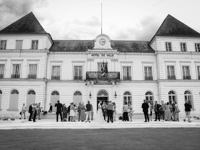 Le mariage de Irvin et Alice à Bléré, Indre-et-Loire 32