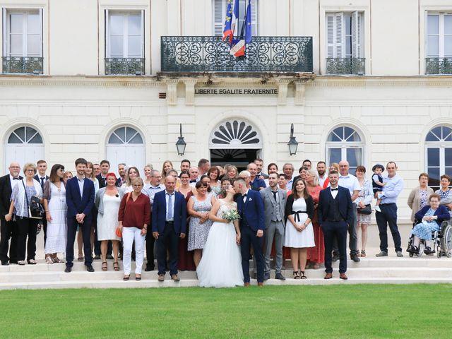 Le mariage de Irvin et Alice à Bléré, Indre-et-Loire 33