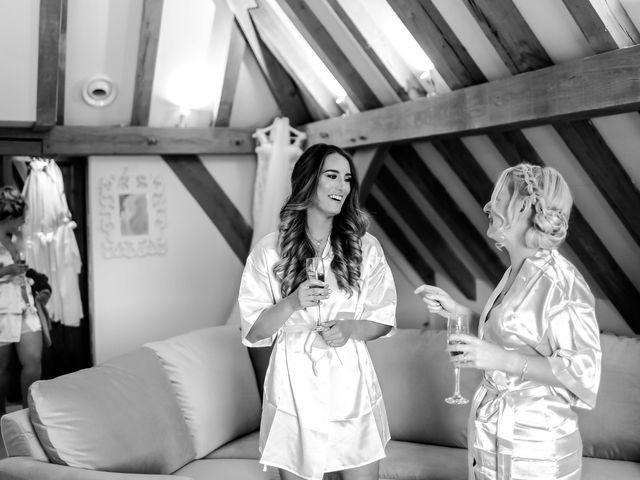 Le mariage de Stewart et Kara à Chessy, Seine-et-Marne 4