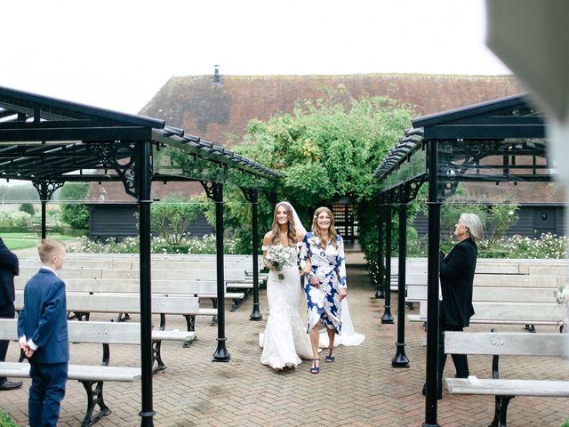Le mariage de Stewart et Kara à Chessy, Seine-et-Marne 8