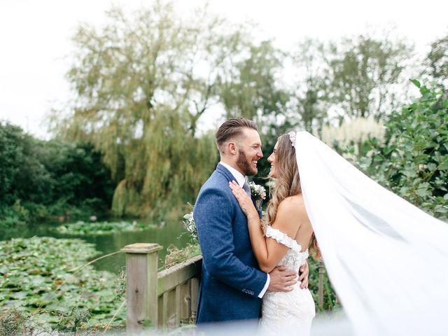 Le mariage de Stewart et Kara à Chessy, Seine-et-Marne 14
