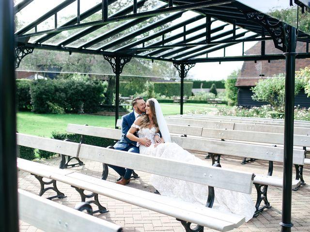 Le mariage de Stewart et Kara à Chessy, Seine-et-Marne 15