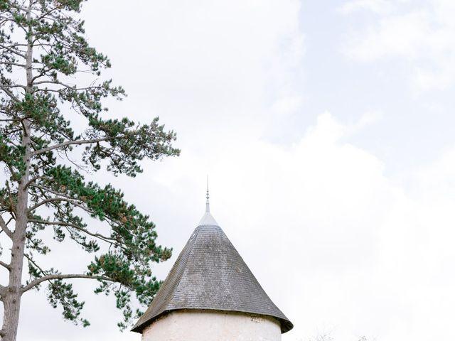 Le mariage de Vincent et Amandine à Tendu, Indre 6