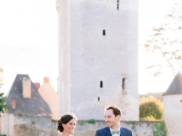 Le mariage de Vincent et Amandine à Tendu, Indre 18
