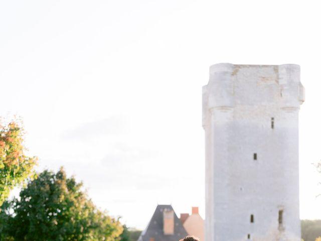 Le mariage de Vincent et Amandine à Tendu, Indre 20