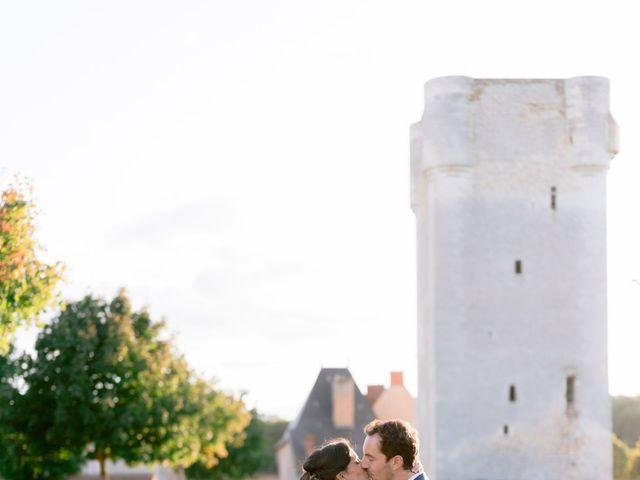Le mariage de Vincent et Amandine à Tendu, Indre 21