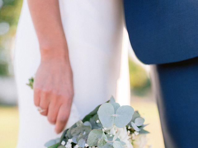 Le mariage de Vincent et Amandine à Tendu, Indre 22